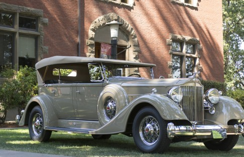 2015 Forest Grove Concours d'Elegance