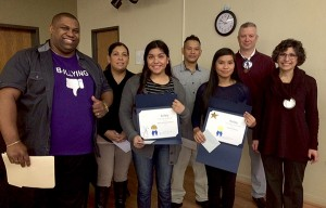 Rotary Youth Citizens of the Month Jan. 2016